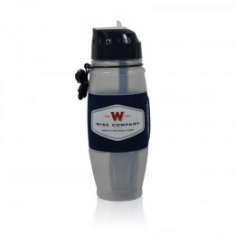 Wise Water Bottle Powered by Seychelle