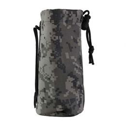 Molle Water Bottle Pouch-Digital Camo
