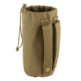 Vism Molle Water Bottle Pouch - Tan